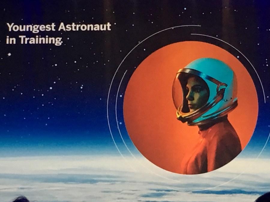 Alyssa Carson, NASA's youngest astronaut trainee