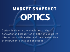 CAE Market Snapshot Optics Optics deals with the simulation of the behaviour and properties of light, including its interactions with matter and the construction of instruments that use or detect it.