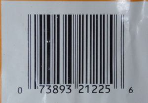 Nutrisource Small/Medium Breed Puppy Food Barcode