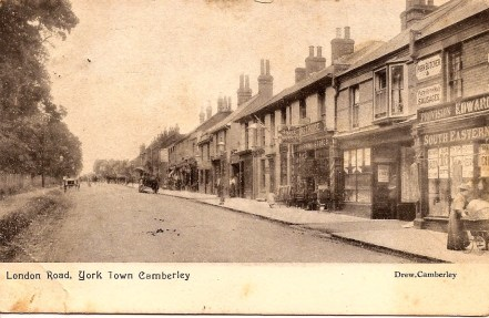Camberley postcards 5