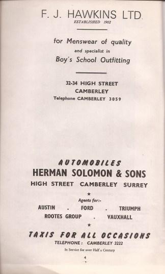 Camberley Carnival 3
