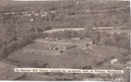 Burrow Hill Colony