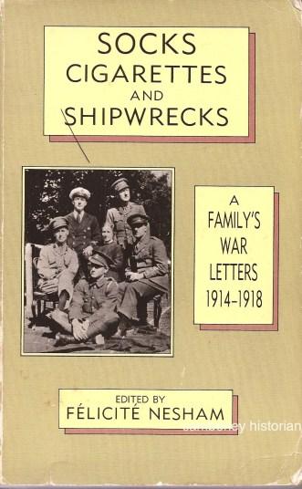 Socks cigarettes & shipwrecks