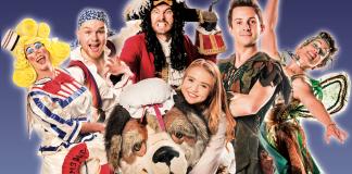 Peter Pan Cast Camberley 2017