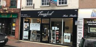 Tangled hair studio 2017