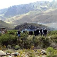 La storica controversia tra Benetton e i Mapuches in Patagonia si aggrava con 14 feriti