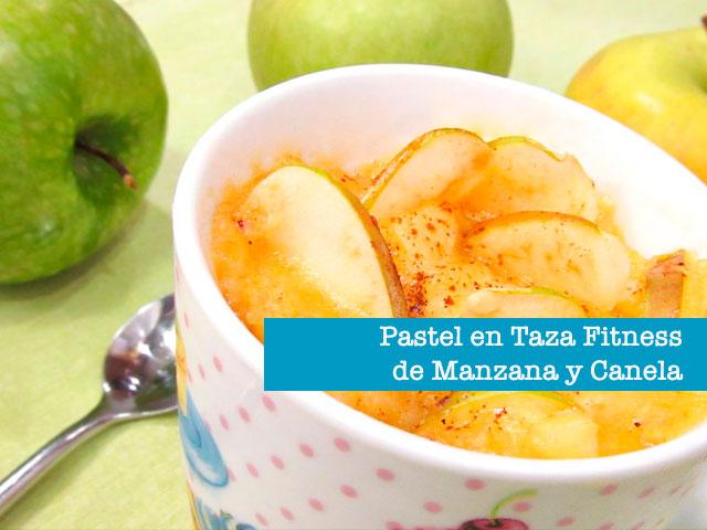 Pastel-Manzana