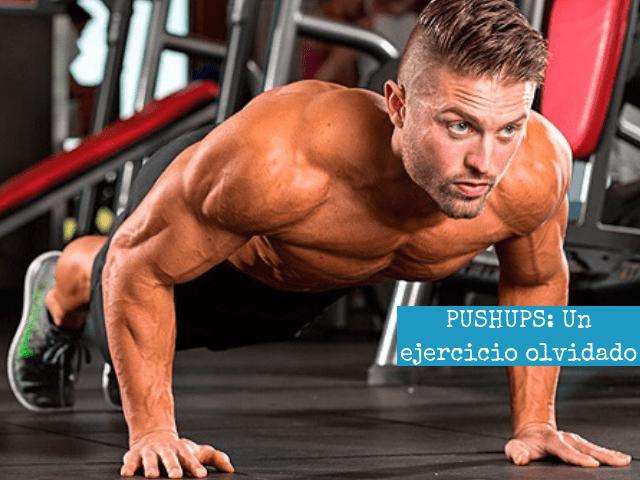 Pushups_ Un ejercicio olvidado