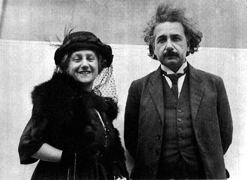 Elsa Einstein, prima y segunda esposa del genio