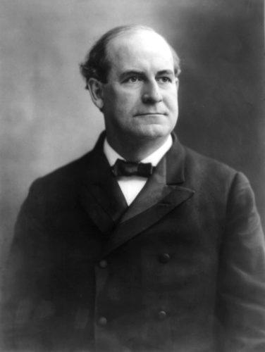 William Jennings Bryan 1860 1925