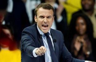 Emmanuel I Macron, Yo el Supremo, presentó su plan de gobierno en Versalles