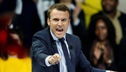 Macron y el derecho a mandar