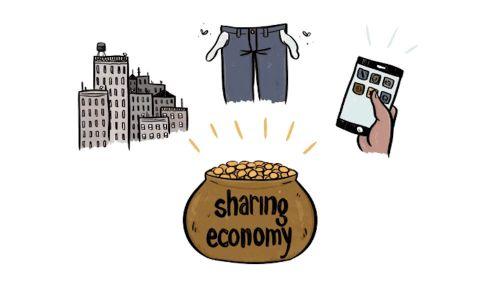 La economía colaborativa se rebela contra Airbnb y Uber