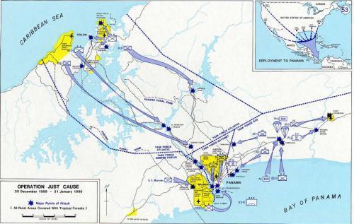 Panamá: La invasión norteamericana y sus consecuencias