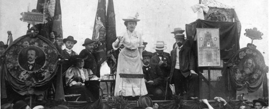 Rosa Luxemburgo y el socialismo polaco (1893-1919)