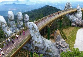 Viet Nam: un puente que querrás ver