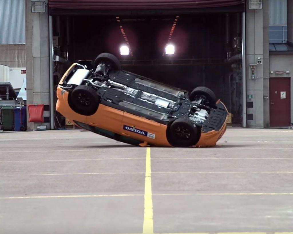 seguridad Volvo