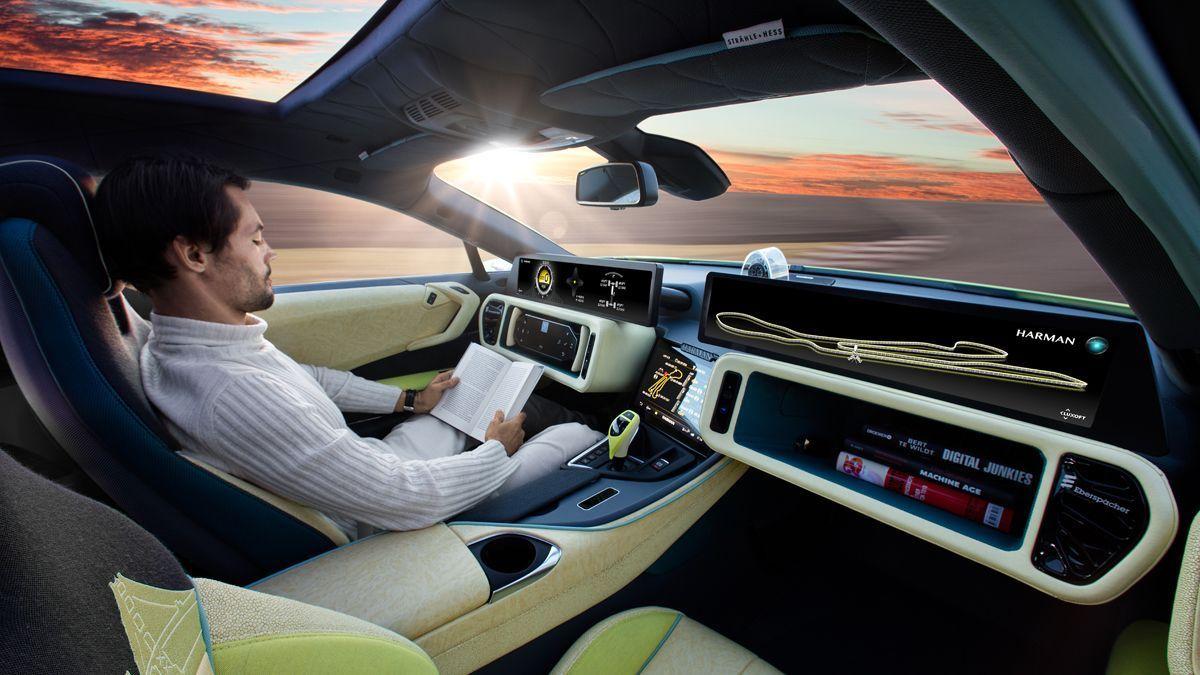 """El futuro depara coches de """"usar y tirar"""" -"""