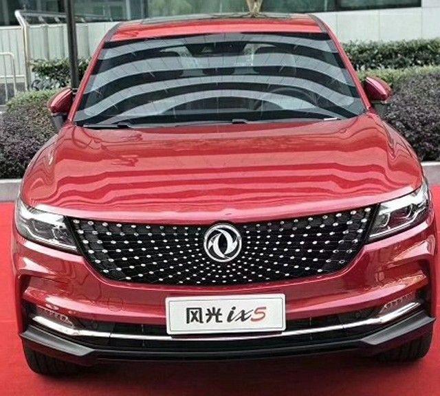 Dongfeng Fengon iX5