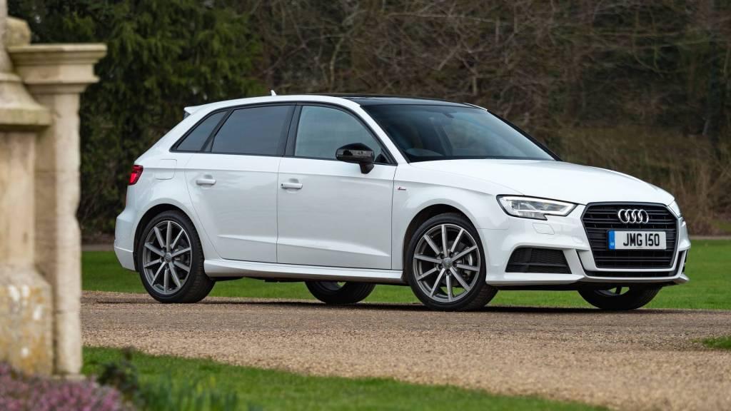Novedades, Audi A3