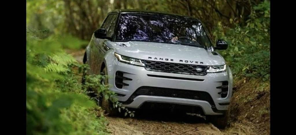 Novedades, Range Rover Evoque