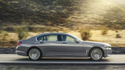 BMW SERIE 7 2019 LATERAL