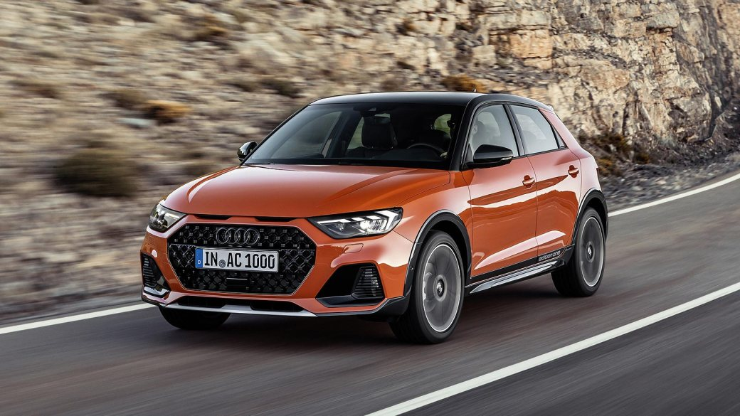 AUDI A1 CITYCARVER ONE EDITION