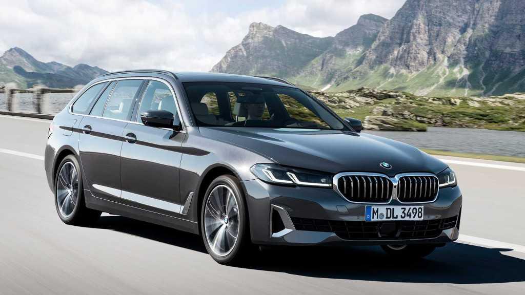 BMW SERIE 5 2020 TORING