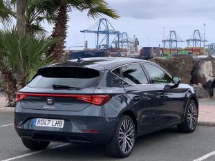 SEAT LEÓN 2020 XCELLENCE LATERAL TRASERA