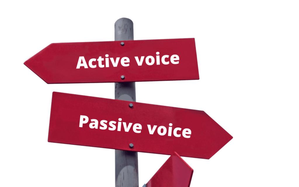 Passive Voice | Voz pasiva en inglés