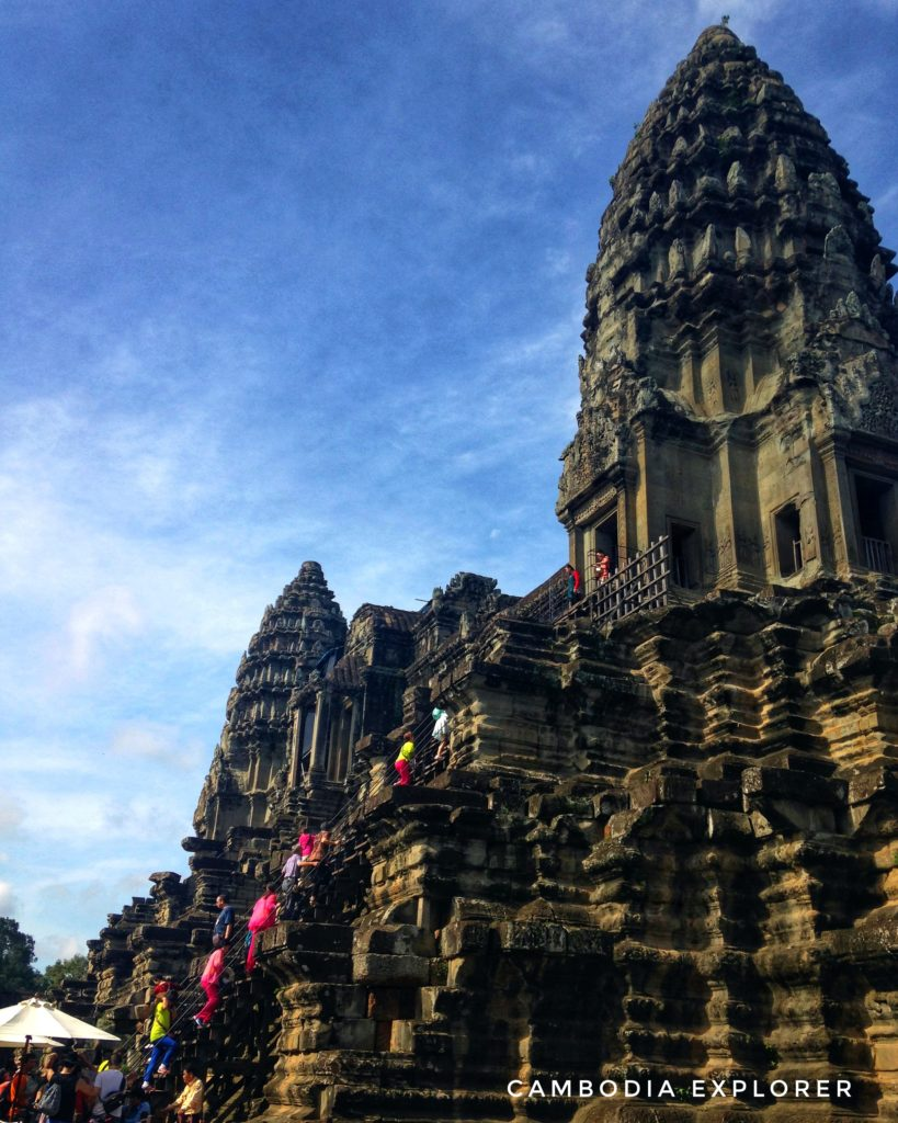 Best time to visit: Siem Reap