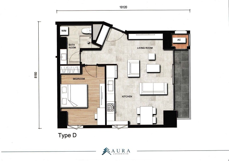 Layout_Aura 63 Condominium_ページ_01