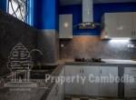 Olympic stadium-1 bedroom Apartment - kitchen 2 - ipcambodia