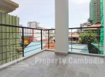 Boung Keng kong1-Studio-room-Apartment-for-rent-in-BKK1-Balcony-IPcambodia
