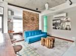 Boung Keng kong1-Studio-room-Apartment-for-rent-in-BKK1-livingroom-1-IPcambodia