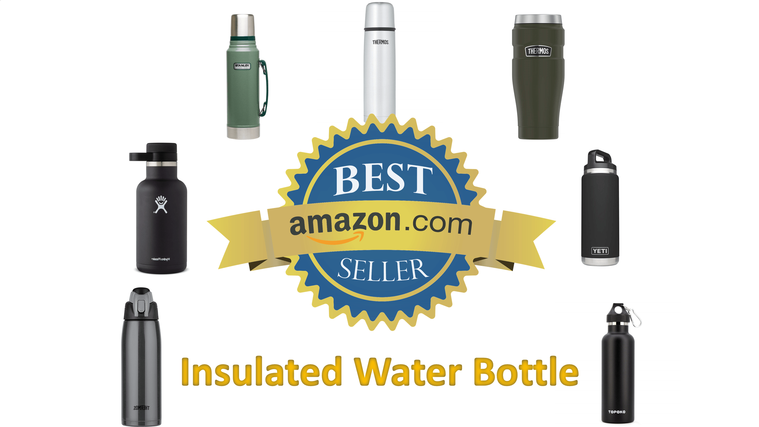 Best Seller in Insulated Water Bottle
