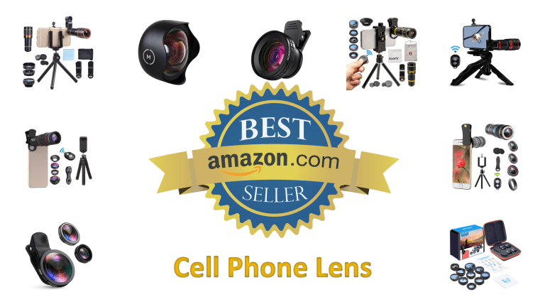 Best Sellers in Cell Phone Lens Attachments