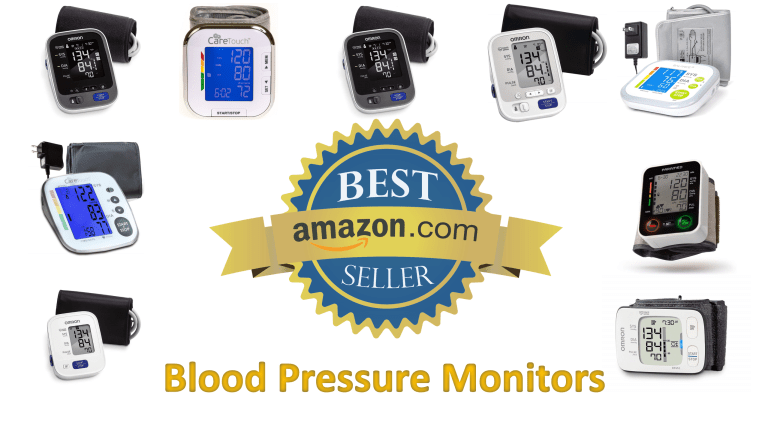 Best Sellers in Blood Pressure Monitors on Amazon USA