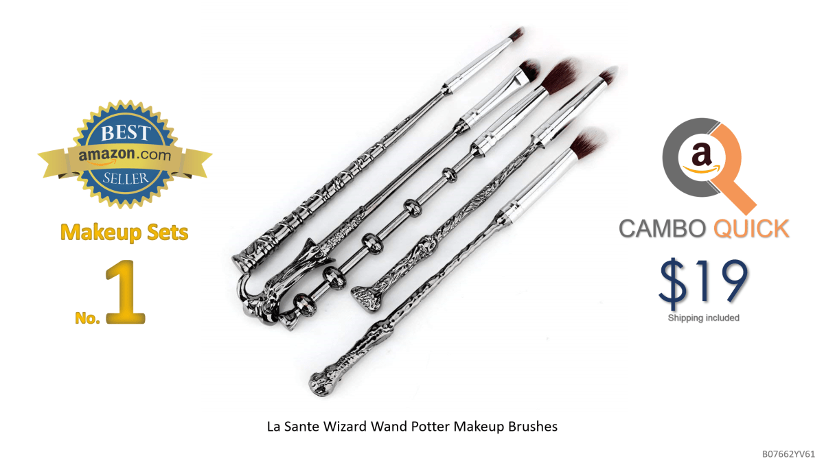 La Sante Wizard Wand Potter Makeup Brushes.png