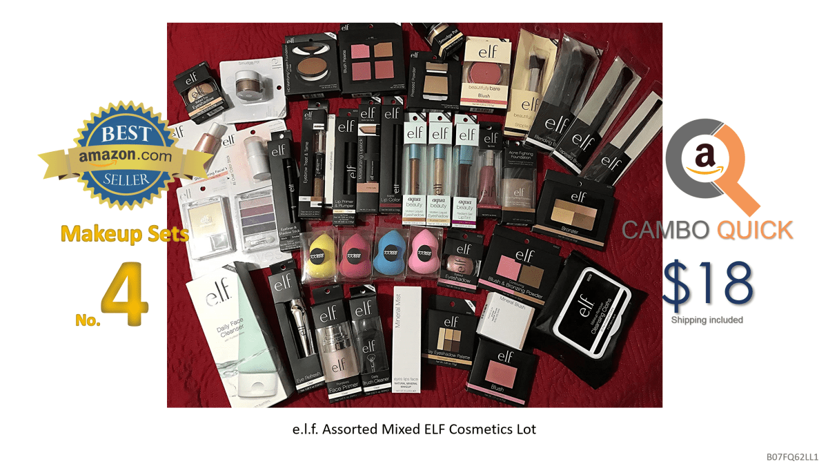 e.l.f. Assorted Mixed ELF Cosmetics Lot.png