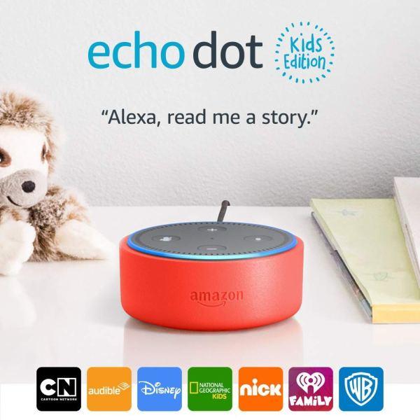 Echo Dot Kids Edition