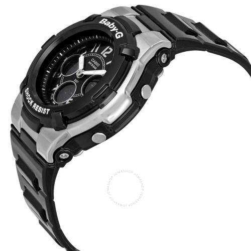 CASIO Baby G Shock Resistant Ladies BGA110-1B2