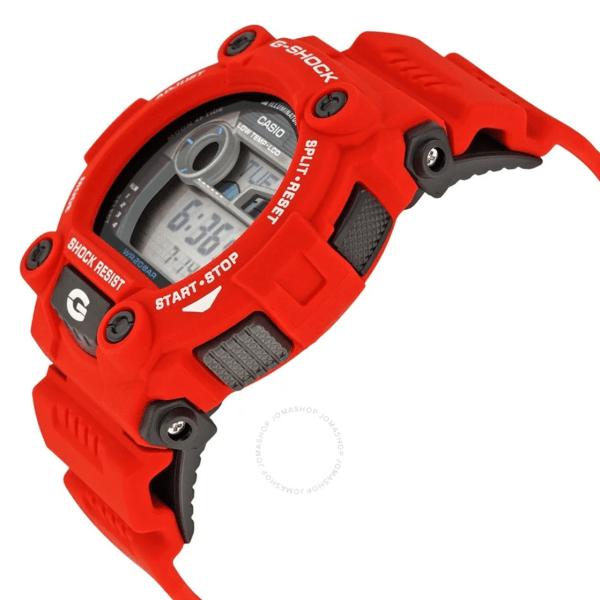 CASIO G-Shock Rescue Red G7900A-4