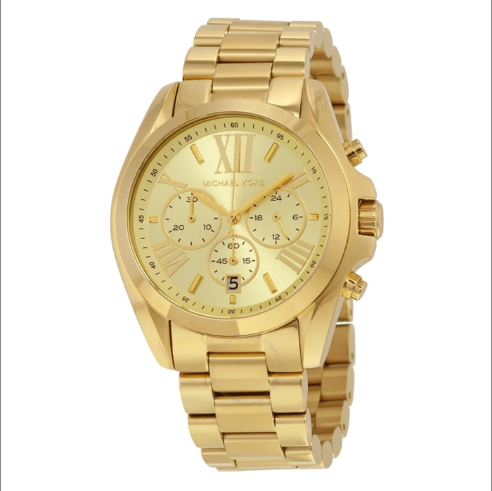 Bradshaw Chronograph Champagne Dial Unisex Watch