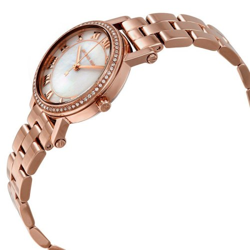 MICHAEL KORS Norie Mother of Pearl Dial Laides Watch MK3558
