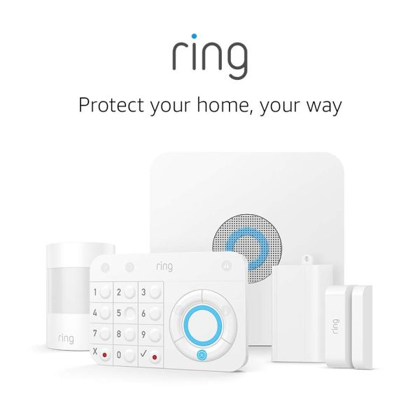 Ring Alarm 5 Piece Kit ships to Cambodia