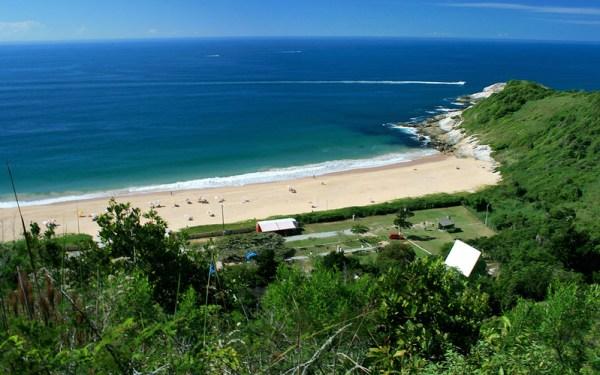 Praia do Pinho, a mais famosa