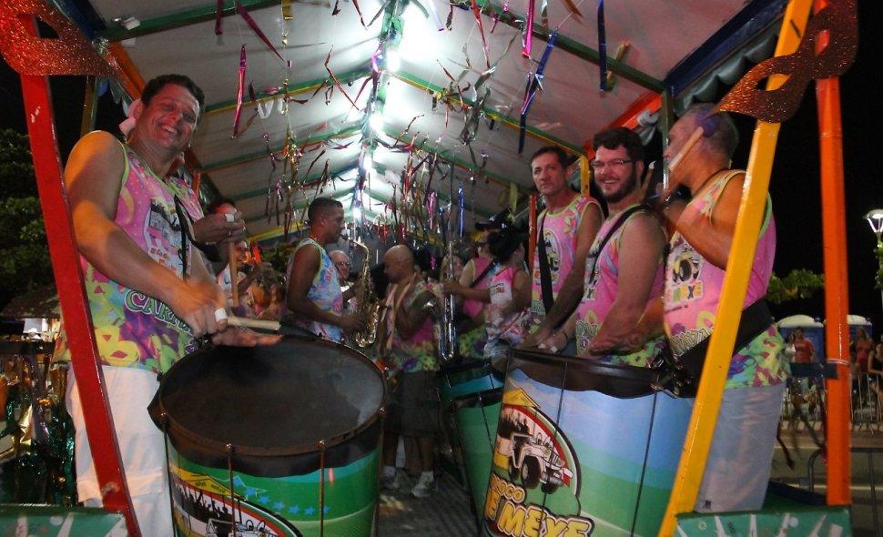 Mexe-Mexe: o bloco mais tradicional de Balneário Camboriú comemora 30 anos de Carnaval