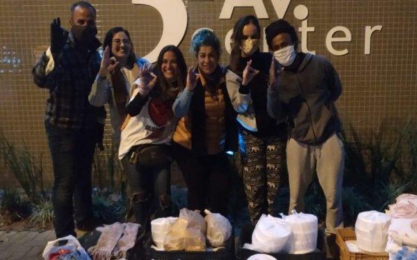 Grupo Solidariedade e Amor está precisando de ajuda, porque pedidos não param de chegar