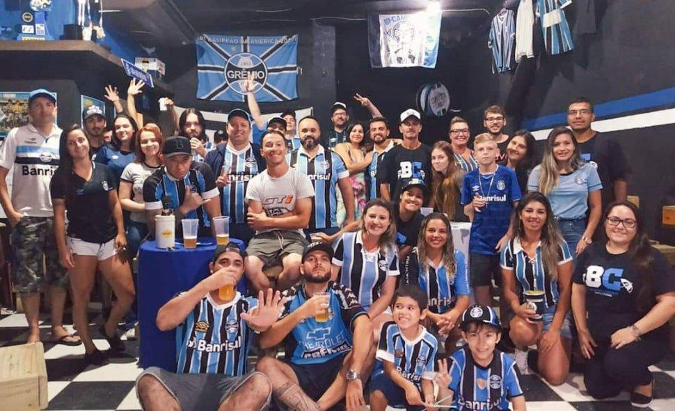 Consulado do Grêmio arrecada fundos para manter a sede em Balneário Camboriú